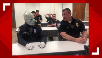 Summer is coming: Night King from 'Game of Thrones' joins Texas police in funny recruitment video