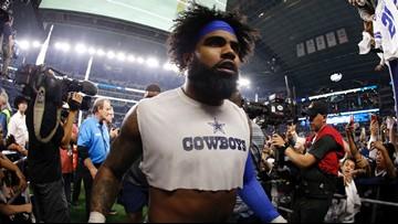 Cowboys RB Ezekiel Elliott didn't violate NFL policy during Las Vegas incident, investigation finds