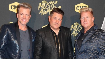 Country group Rascal Flatts announce farewell tour in 2020