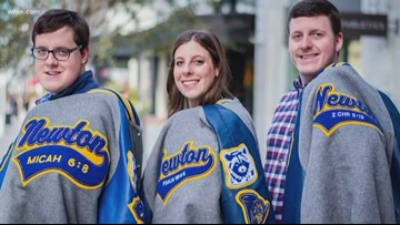 Frisco triplets fulfill dream of attending same college