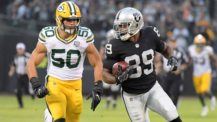Cowboys trade for 2-time Pro Bowl wideout Amari Cooper