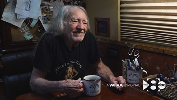 Country music legend Willie Nelson: 'We Texans are pretty adamant about where we come from'