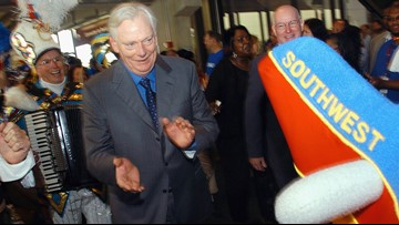Herb Kelleher, founder of Southwest Airlines who 'revolutionized the industry,' dies at 87