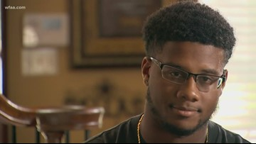 Grand Prairie 21-year-old deals with loss of entire family to alleged drunk driver