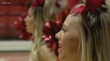 The internet can't stop talking about 'Cheer,' a new Netflix docuseries shot in Texas