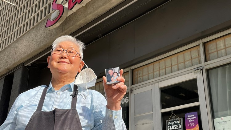 Thanks to a loving grandson and a viral TikTok video, a Dallas restaurant facing hard times has new life