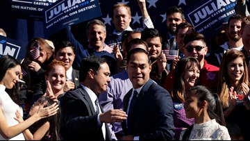 Julián Castro raises $800,000 in 10-day span to stay in presidential race