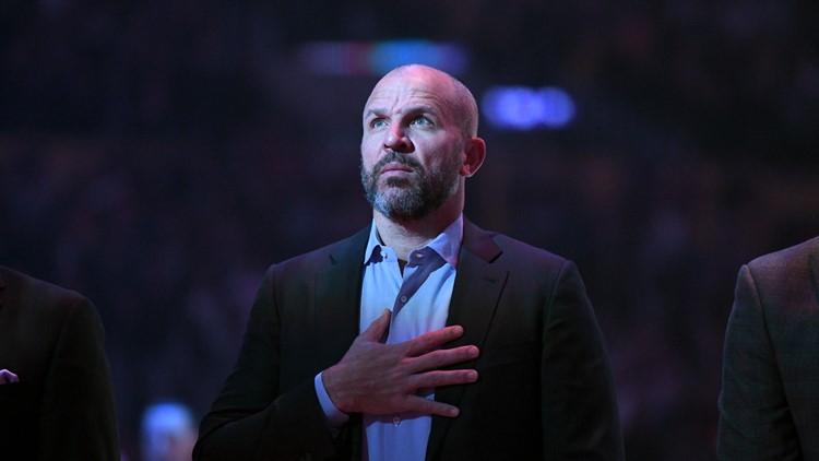 Kidd named Mavs new coach; former Nike exec. Harrison to run basketball operations