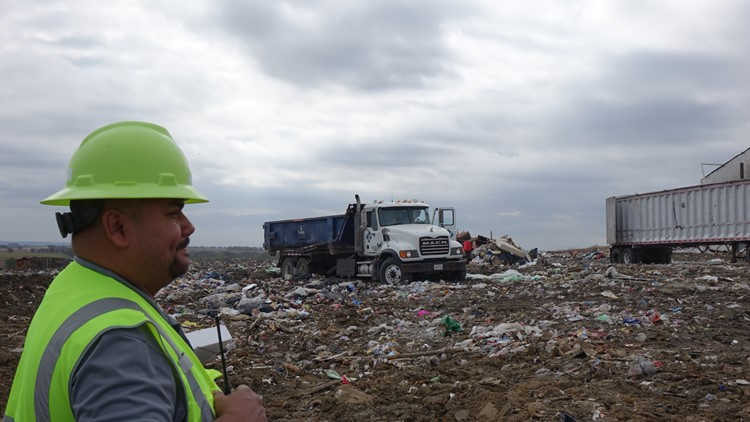 Ring found in landfill