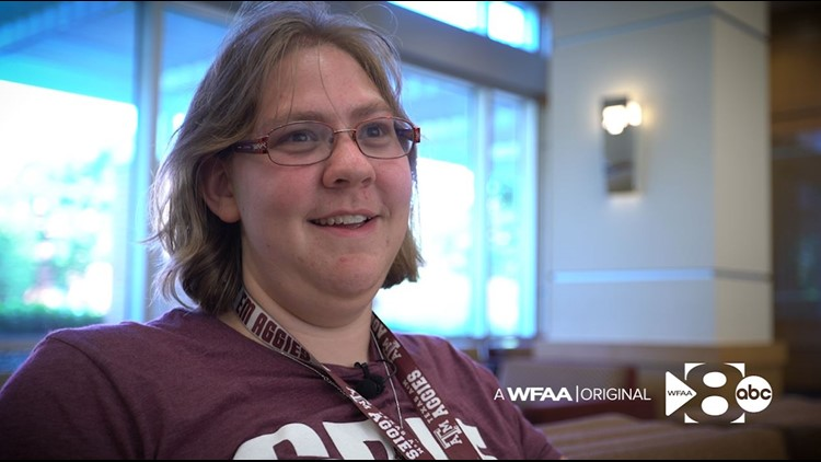 Texas A&M just opened state's first college program for students with intellectual, developmental disabilities