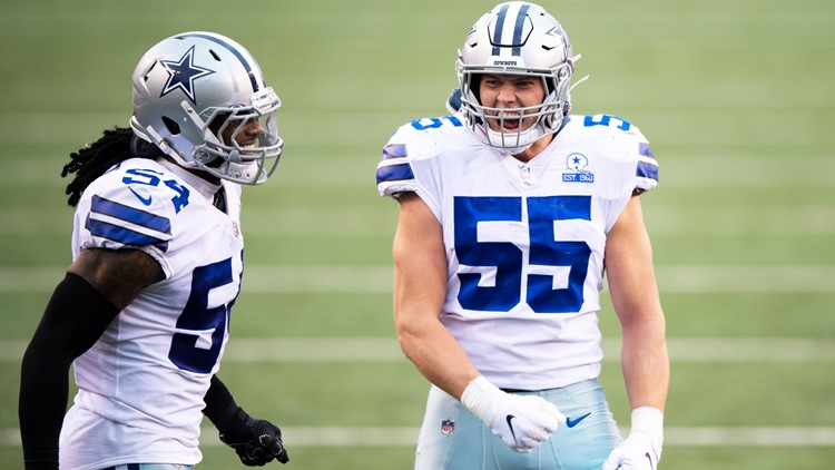 Cowboys declining Leighton Vander Esch option sets LB corps on path