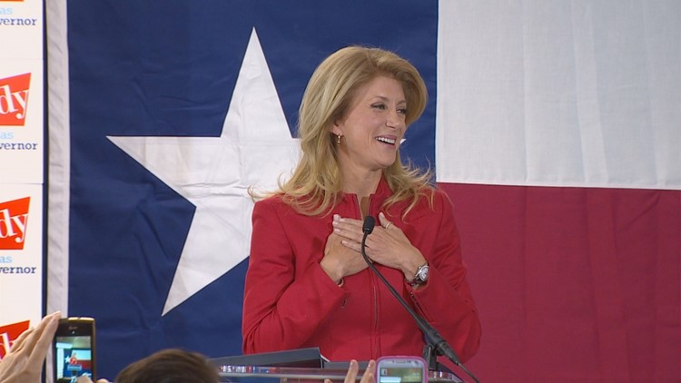 Wendy Davis announces bid for Congress, will challenge U.S. Rep. Chip Roy