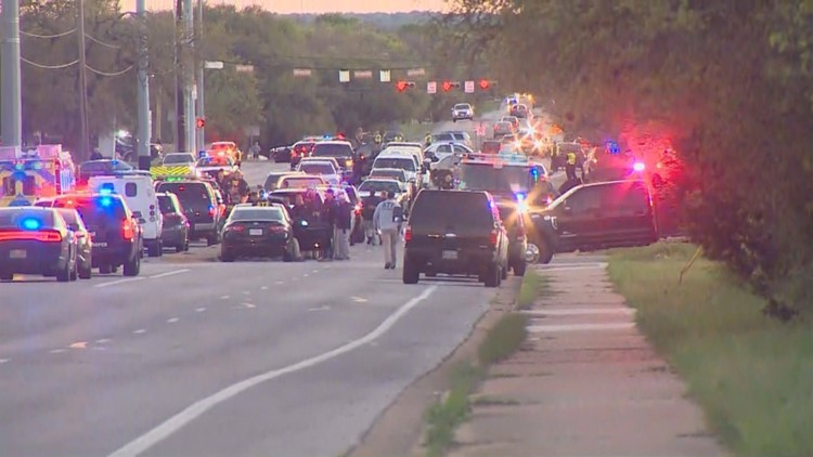 March 20, 2018: Sixth explosion reported in southwest Austin.