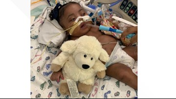 Temporary restraining order prevents hospital from taking 9-month-old girl off life support