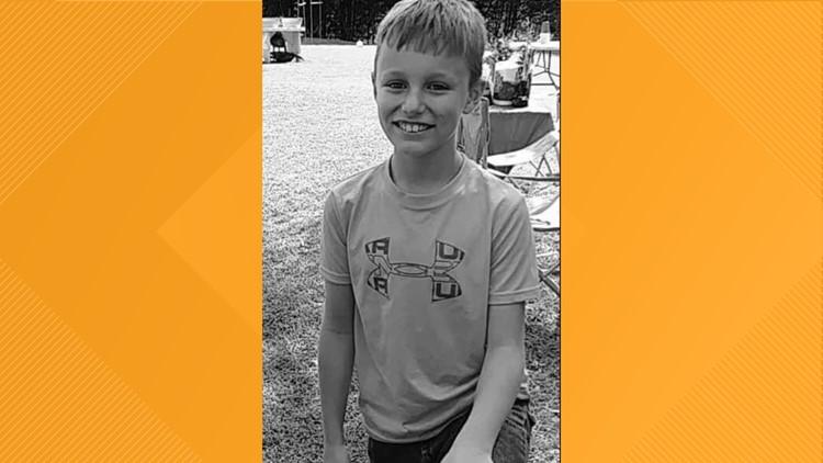 Noah Chambers, age 11
