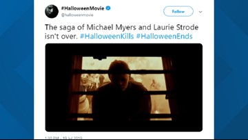 The saga of Michael Myers and Laurie Strode isn't over. 2 more 'Halloween' movies are coming