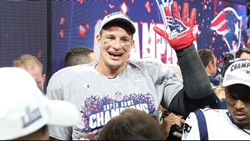 Rob Gronkowski announces retirement from NFL