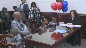 New York man adopts 5 siblings so they can stay together