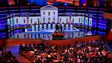 ABC and KVUE will broadcast Democratic primary debates in September
