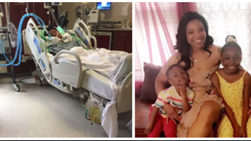 Woman wakes up from 7-month coma after family was told to 'pull the plug'