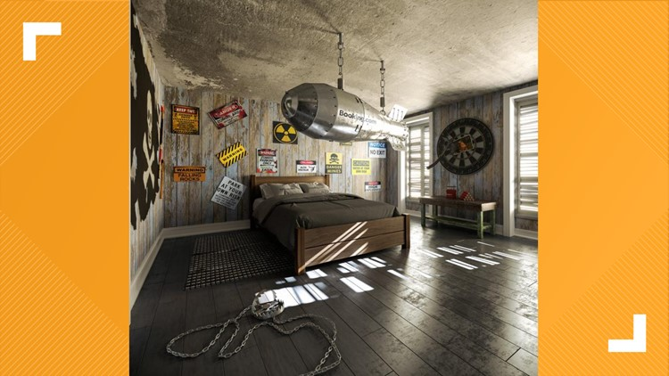 Addams mansion 3