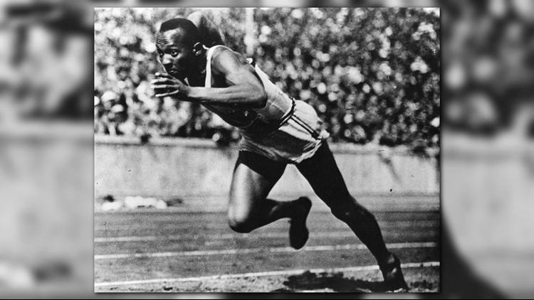 A Turning Point: Jesse Owens and the legacy of the old oak tree
