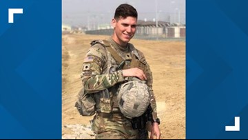 Soldier who died in Georgia training accident to be laid to rest Saturday