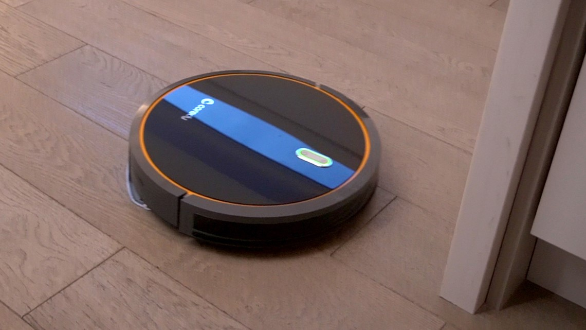 This robo vac performs as well as a Roomba at one-third the cost!