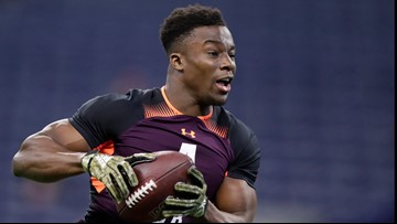 Shooting kills college football player, injures New York Giants' pick hours after draft