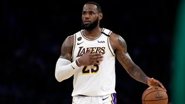 LeBron James reacts after NBA suspends season for coronavirus: 'What we really need to cancel is 2020'