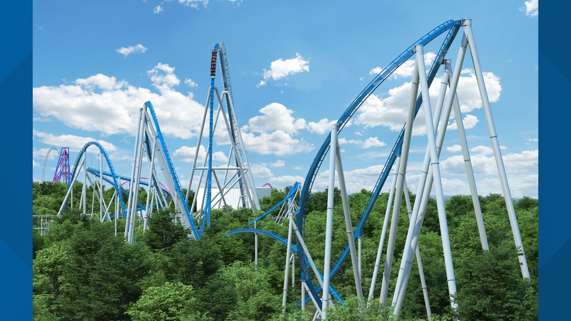 Kings Island Announces Opening Date For 'tallest, Fastest