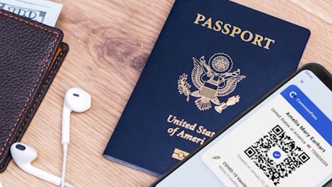 VERIFY: Can private companies in Texas require customers to use a vaccine passport?