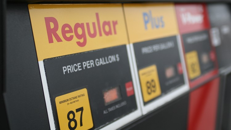 Texas gas prices rise 11 cents in one week
