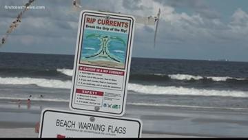 Police: Man bit by shark at Jacksonville Beach
