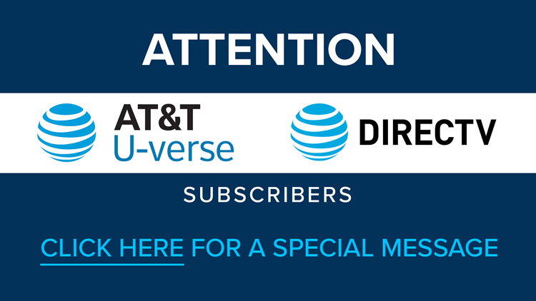 ATTENTION AT&T U-VERSE & DIRECTV SUBSCRIBERS