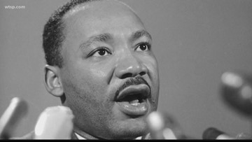 MLK Day: Central Texans volunteer for Day of Service