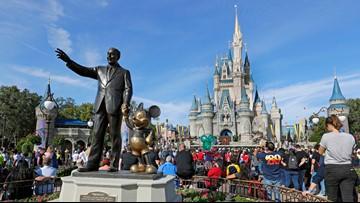 Magic Kingdom reaches maximum capacity on New Year's Eve
