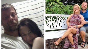The 'Clean' Challenge: Couple shares powerful before and after photos of beating addiction