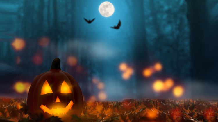 Halloween 2020 Extras When is the next full moon? What's a Blue Moon? | kvue.com