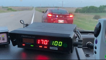 Nice try, eh? Canadian teen caught driving 105 mph has spicy excuse