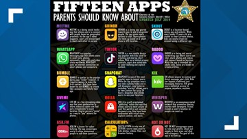 15 apps parents should look out for on their kids' phones