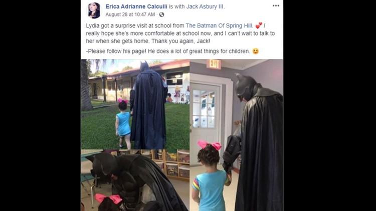 Batman against bullies