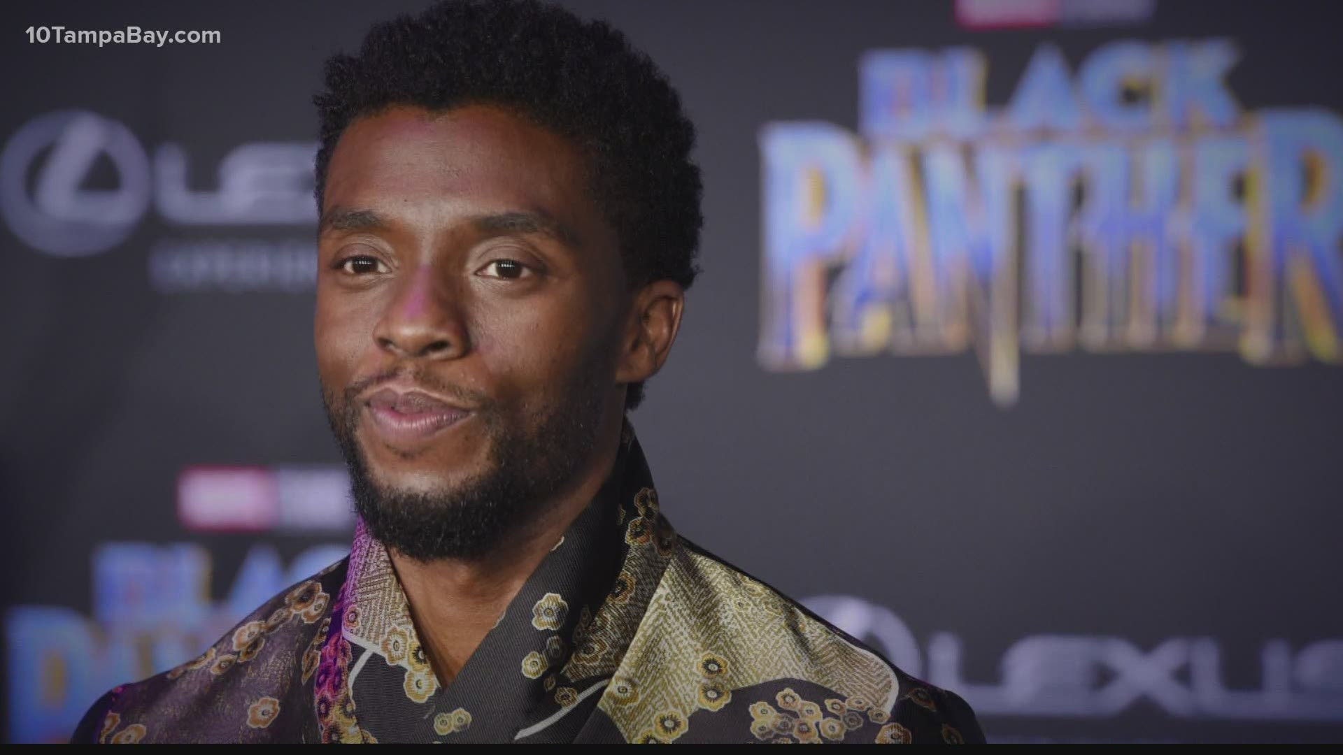Avengers Stars Mourn Death Of Black Panther Chadwick Boseman Kvue Com
