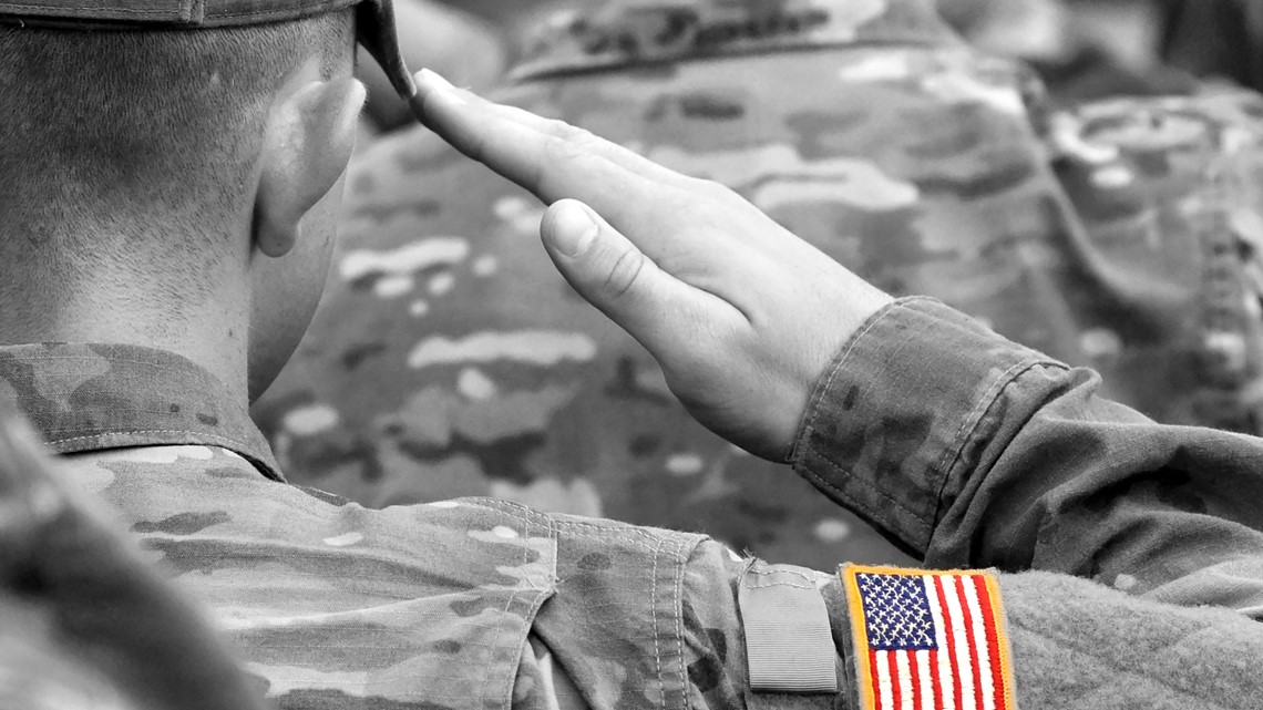 Texas bill creating 'Camo Alert' for missing veterans with mental illness signed into law