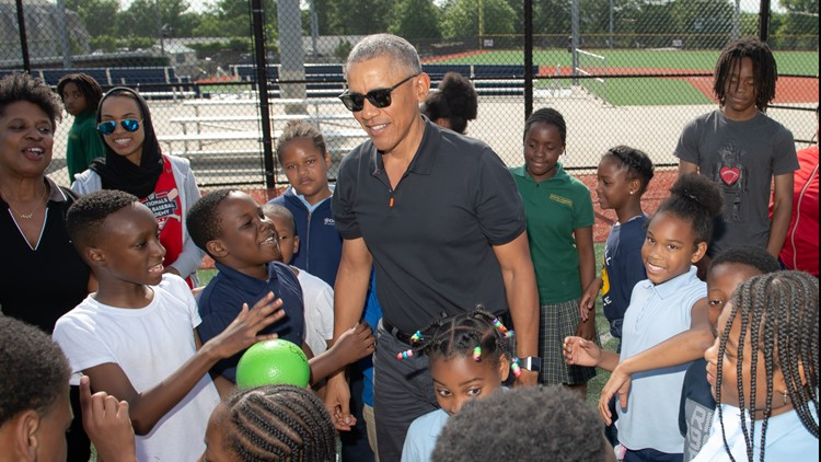 obama with more kids