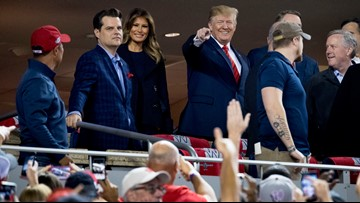 Alabama student government warns against 'disruptive behavior' at LSU game Trump expected to attend