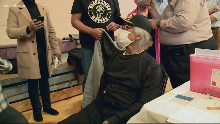 World War II veteran turns 101 years young