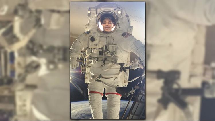 Sienna Williams NASA