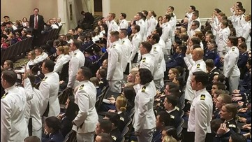 Military medical school students to graduate early to help fight COVID-19 pandemic
