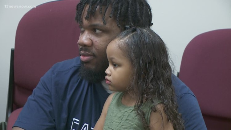 Virginia sheriff's office hosts father-daughter dance for incarcerated dads